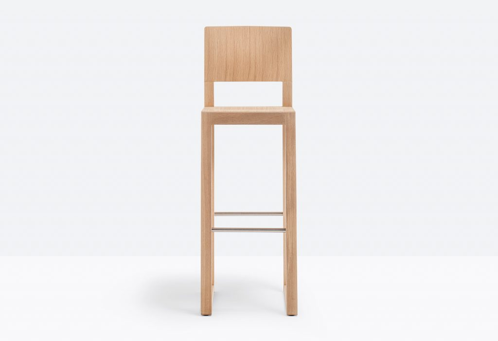 stool brera oak