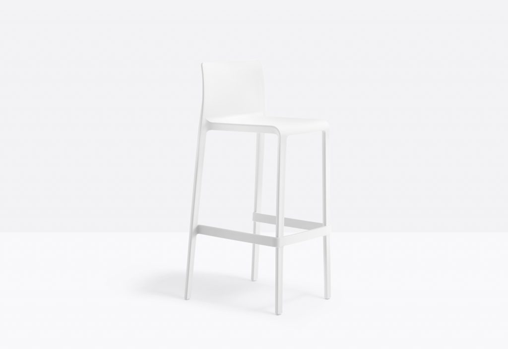 stool volt white