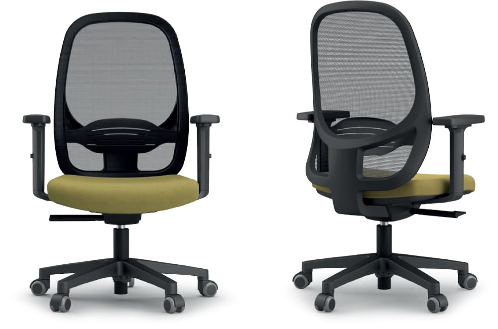 andy mesh office chair