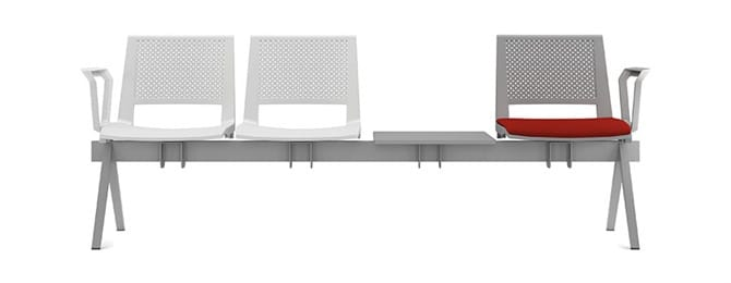 kentra chair bench seating