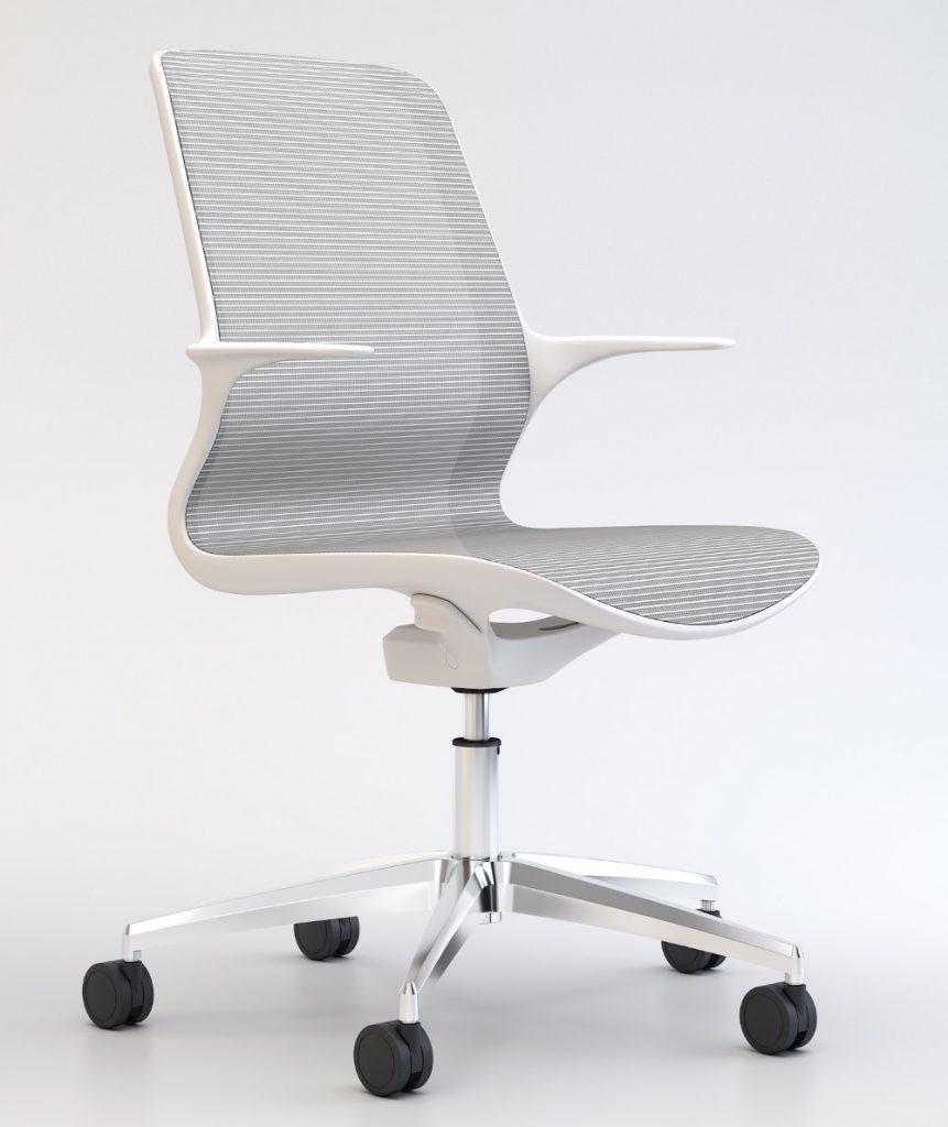 suzi white office task chair