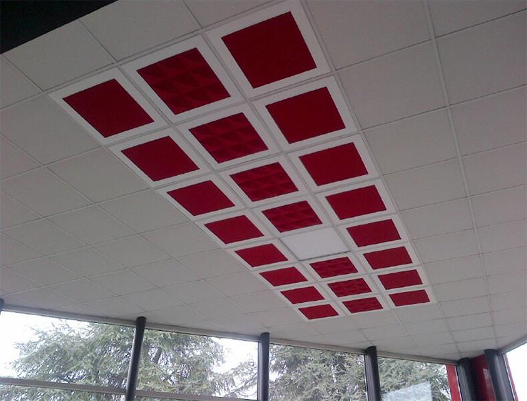 uniko acoustic ceiling tile