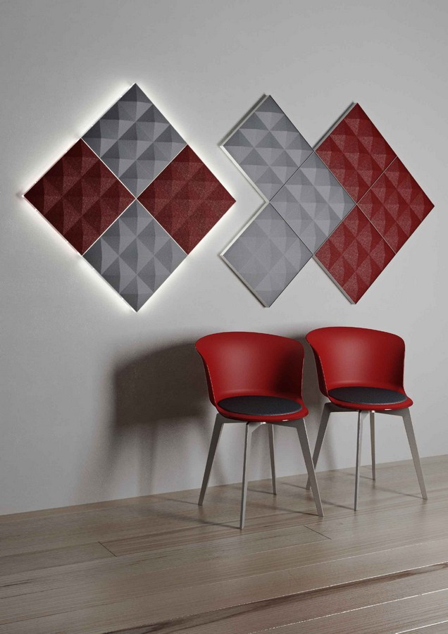 acoustic wall mounted panel silly