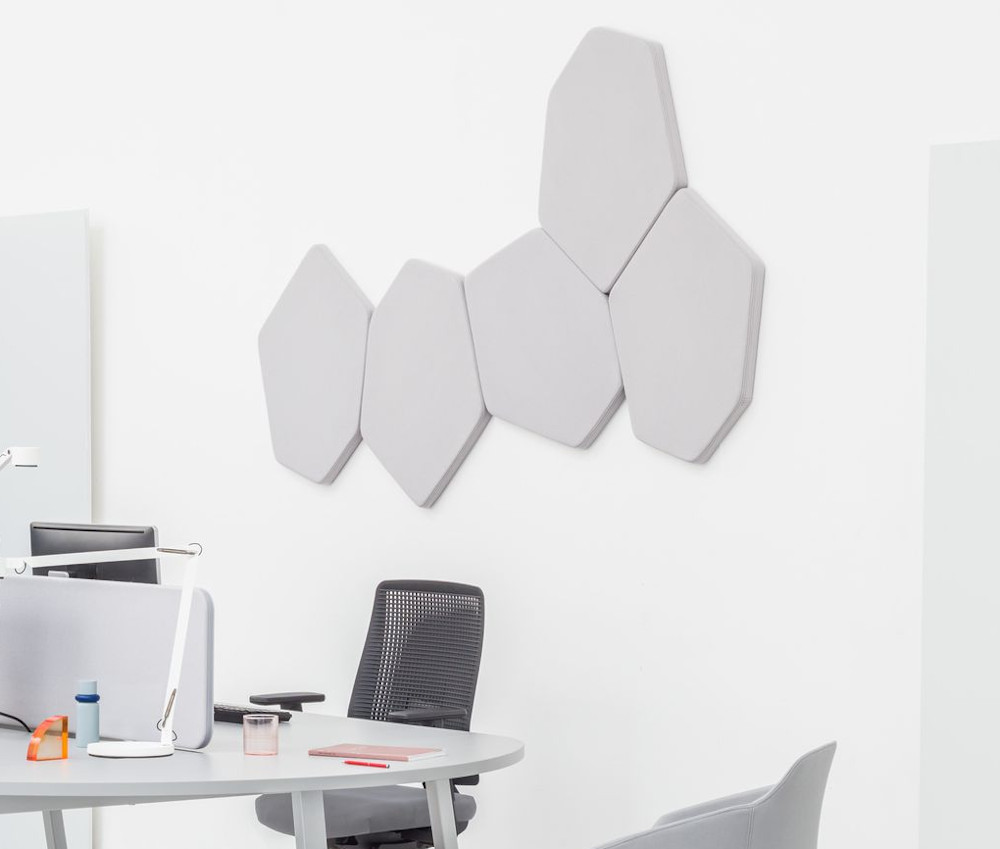 acoustic wall mounted panel