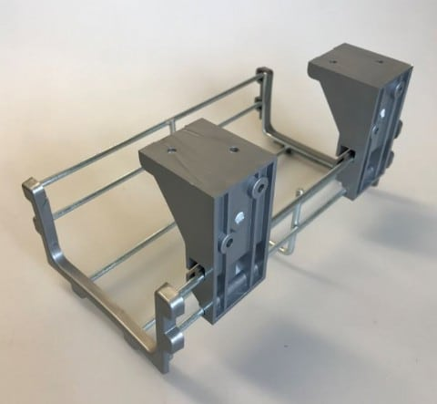 cable tray wire and brackets