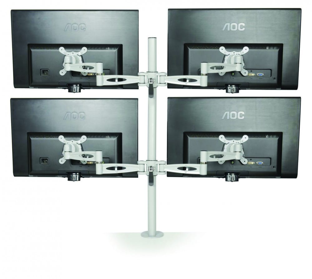 monitor arms 4 screens