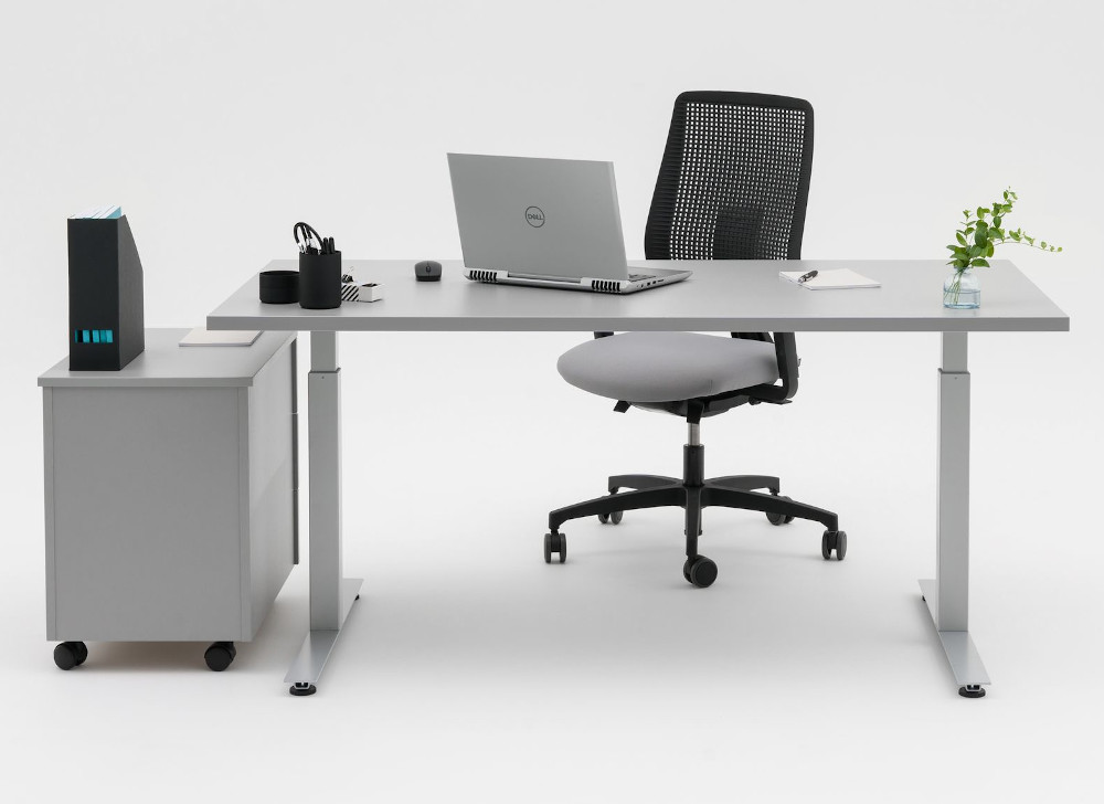 sit stand desk drive