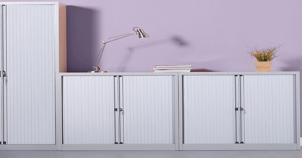 tambour cupboard