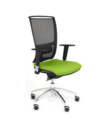 zoe office task chair green
